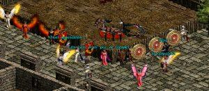 Tournoi Royal - Combat contre les bêtes